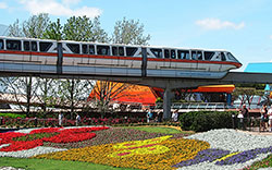 Monorail  wallpaper